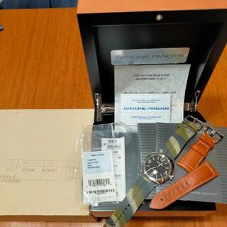 OFFICINE PANERAI - タイムセール 美品 パネライ ラジオミール ベース PAM00210