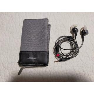BOSE - Bose SoundTrue headphones ボーズ イヤホン