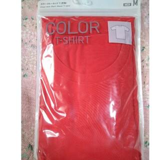 UNIQLO - ユニクロ カラークルーネックTシャツ Mサイズ