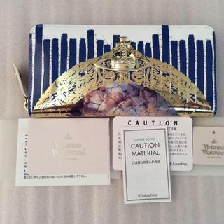 ヴィヴィアンウエストウッド(Vivienne Westwood)の色違い2つセット!新品 ヴィヴィアンウエストウッド レディース 財布 未使用(財布)
