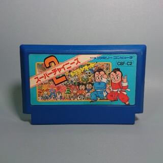 ファミリーコンピュータ(ファミリーコンピュータ)のファミコン スーパーチャイニーズ2(家庭用ゲームソフト)
