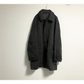 ヨウジヤマモト(Yohji Yamamoto)の古着 Y's for men オーバー ジャケット コート ヨウジヤマモト(チェスターコート)