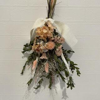 ウエディングブーケ 誕生日ギフト クリスマスプレゼント 花束 プリザーブド(ドライフラワー)