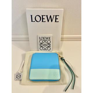 LOEWE - ★新品/未使用★ LOEWE ロエベ バイカラー ジップウォレット