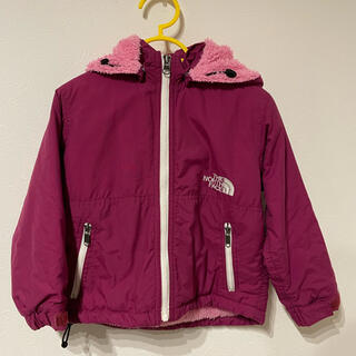 THE NORTH FACE - THE NORTH FACE◆ノマドジャケット/100センチ/ブルゾン/キッズ