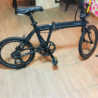 ダホン(DAHON)のDAHON horiz折り畳み自転車(自転車本体)