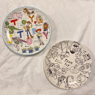 スリーコインズ(3COINS)のトイストーリー お皿 2枚セット(食器)