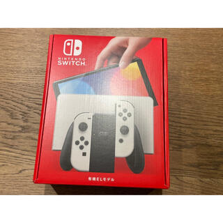 Nintendo Switch - 【新型】Nintendo Switch スイッチ 本体 有機ELモデル ホワイト