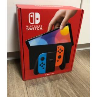 Nintendo Switch (有機ELモデル)