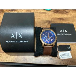 アルマーニエクスチェンジ(ARMANI EXCHANGE)の【美品】 ARMANIEXCHANGE AX2508 クロノグラフ(腕時計(アナログ))