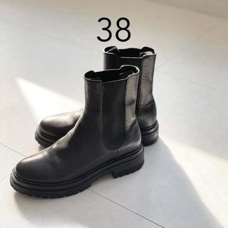 DEUXIEME CLASSE - 38【TONY BIANCO/トニービアンコ】WOLFEブーツ