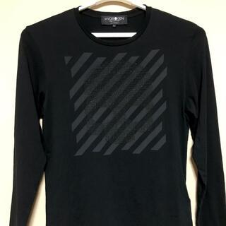 HYDROGEN - ハイドロゲン HYDROGEN  長袖Tシャツ L size  黒 ブラック