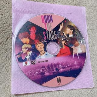 ボウダンショウネンダン(防弾少年団(BTS))の【 BTS 】BURN THE STAGE ☆ DVD(アイドルグッズ)