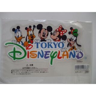 Disney - ★東京ディズニーランド ステッカー シール ミッキー・ミニー・ドナルド