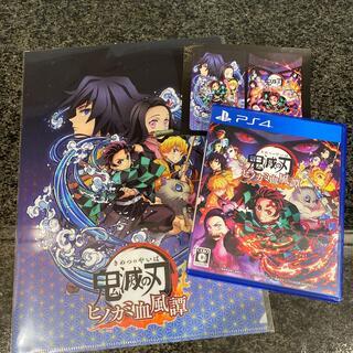 鬼滅の刃 ヒノカミ血風譚 PS4