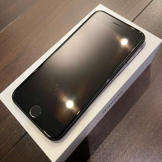 Apple - 【美品】iPhone7 128GB ブラック SIMフリー