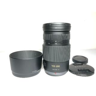 Panasonic - パナソニック LUMIX G VARIO 100-300mm F4.0-5.6