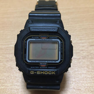 ジーショック(G-SHOCK)のG-SHOCK beams DW-5600BE 激レア ジャンク(腕時計(デジタル))