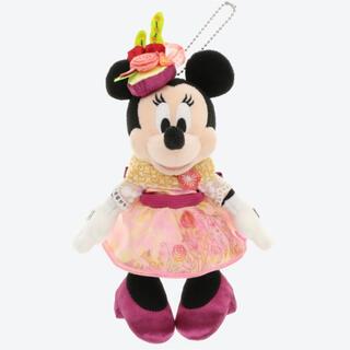 ミニーマウス(ミニーマウス)の🌟ミニーマウスMinnie's Style Studio ぬいぐるみバッジ🌟(キャラクターグッズ)
