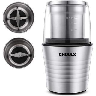 CHULUX 2019コーヒーミル 電動コーヒーミル(電動式コーヒーミル)