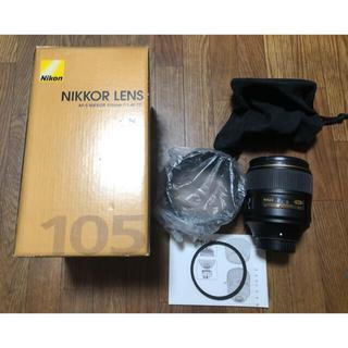 Nikon - ニコンNikon 105mm f1.4