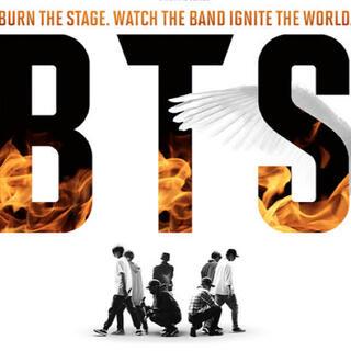 ボウダンショウネンダン(防弾少年団(BTS))のBURN THE STAGE ON BANGTAN TV ☆ DVD(アイドルグッズ)