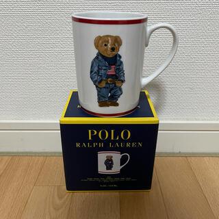 ポロラルフローレン(POLO RALPH LAUREN)の新品未使用 ポロラルフローレン ポロベア マグカップ(グラス/カップ)