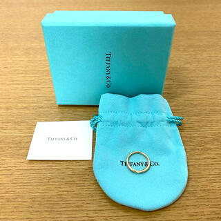 Tiffany & Co. - 美品 ティファニー ハーモニー リング 指輪 K18RG ☆カルティエ アーカー