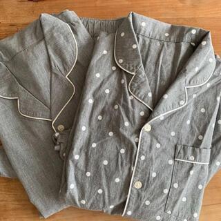 GU - GU パジャマ グレードット 半袖 2セット