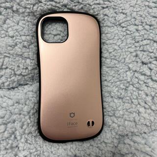 iPhone - iPhone13 iFace ローズゴールド 新品同様