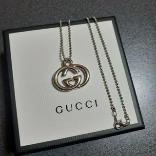Gucci - GUCCIネックレスチャーム