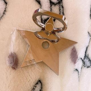 ディオール(Dior)のdior スマホリング(iPhoneケース)