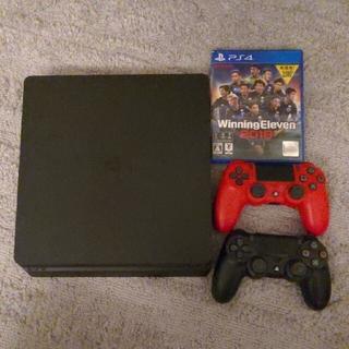 PlayStation4 - 【10月限定値下げ】PS4 500GB CUH-2100A