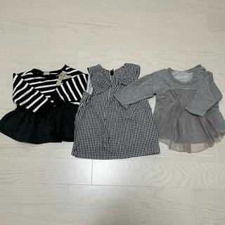 プティマイン(petit main)のプティマイン グローバルワーク 子供服 80センチ(Tシャツ)