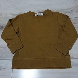 100cm 長袖 トレーナー(Tシャツ/カットソー)