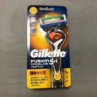ジレ(gilet)のGillette Fusion 5+1 プログライド 電動タイプ ①(その他)