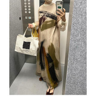 Ameri VINTAGE - LOUISE ART SWEAT dress
