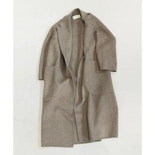 トゥデイフル(TODAYFUL)の【TODAYFUL】wool over coat(ロングコート)