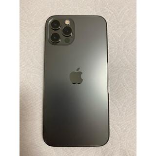 iPhone - SIMフリー iPhone12 Pro 128GB グラファイト