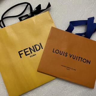フェンディ(FENDI)のショップ袋 FENDI フェンディ ルイヴィトン(ショップ袋)