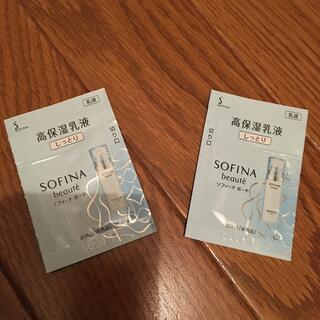 ソフィーナ(SOFINA)の高保湿乳液 ソフィーナ(乳液/ミルク)