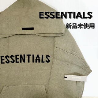 FEAR OF GOD - 【新品未使用】ESSENTIALS Knit Pullover