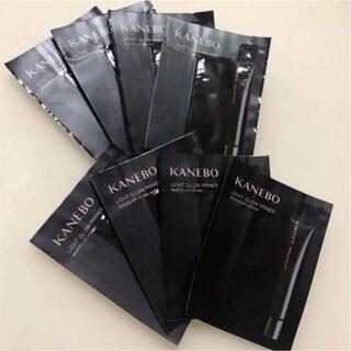 カネボウ(Kanebo)のカネボウ KANEBO ライトグロウプライマー 化粧下地 サンプル0.5mL×8(化粧下地)