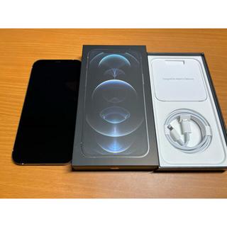 iPhone - iPhone 12Pro Max 128GB SIMフリー シルバー