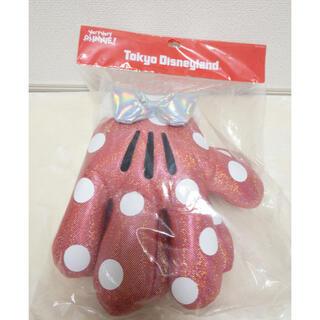 ミニーマウス(ミニーマウス)のベリーベリーミニー 手袋(キャラクターグッズ)