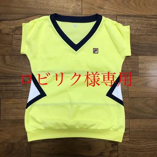 フィラ(FILA)のFILA レディース テニスウェア L Tシャツ(ウェア)
