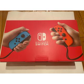 Nintendo Switch - Nintendo Switch JOY-CON(L) ネオンブルーSDカード付き