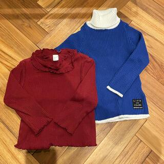 エフオーキッズ(F.O.KIDS)のapres les cours トップス2枚セット 90cm(Tシャツ/カットソー)