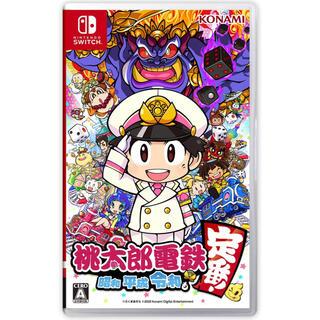 KONAMI - 桃太郎電鉄 〜昭和 平成 令和も定番!switchソフト