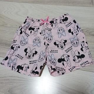 ディズニー(Disney)のショートパンツ 100 100cm 半ズボン 女の子 ディズニー ミッキー(パンツ/スパッツ)